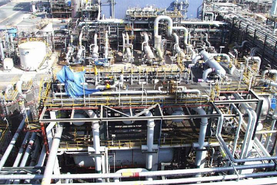 Borouge Petrochemical Project Phase1