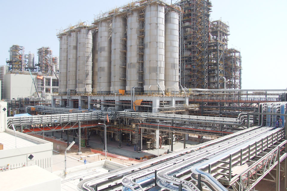 Borouge 2 Project - Polyolefins Plant