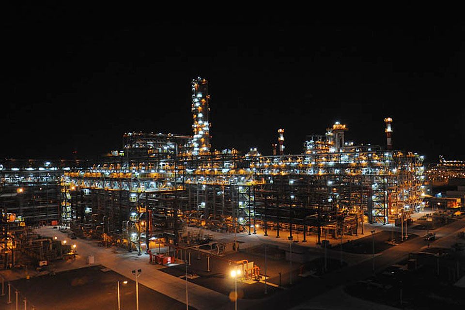 Ruwais Refinery Expansion Project (RRE Project) - Package1