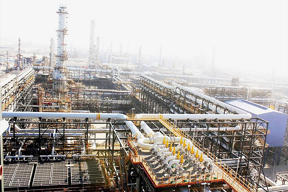 Ruwais Refinery Expansion Project (RRE Project) - Package 2