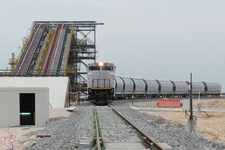 Ruwais Sulphur Handling Terminal 2 Project