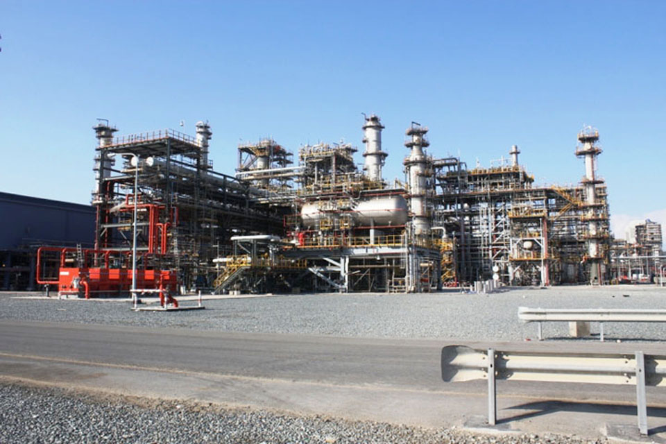 Ruwais Refinery West Plant Restoration Project- Demolition Works